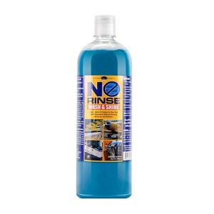 Optimum No Rinse wash and shine