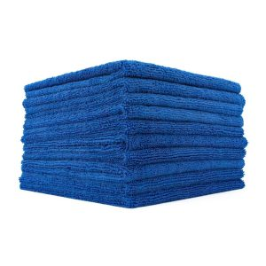 Edgeless 365 Premium Microfiber Terry Towel Blaa