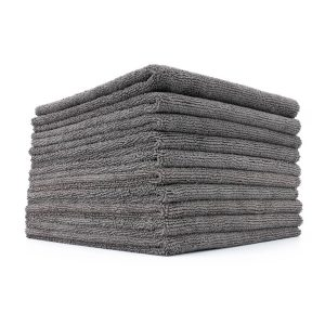 Edgeless 365 Premium Microfiber Terry Towel Graa