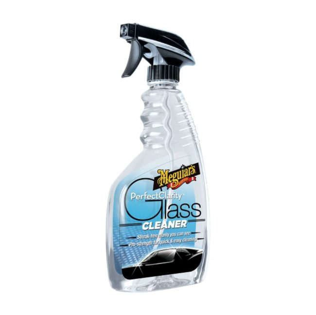 Meguiars Perfect Clarity Glass Cleaner 1