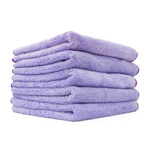 Purple Minx Royale Coral Fleece 41x41cm