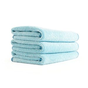 The FTW Twisted Loop Towel Blaa