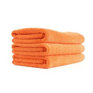 The FTW Twisted Loop Towel Orange