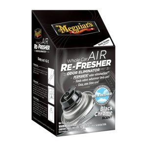 Meguiars Air Re-Fresher - Black Chrom