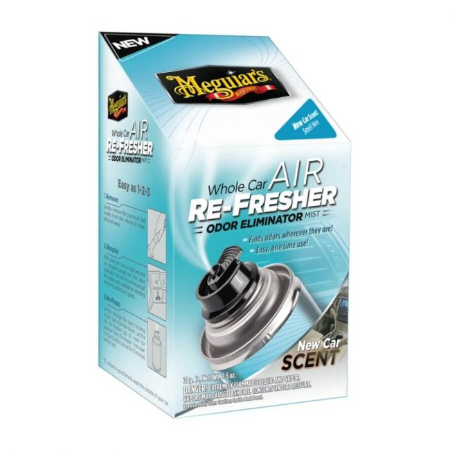 Meguiars Air Re-Fresher - New Car