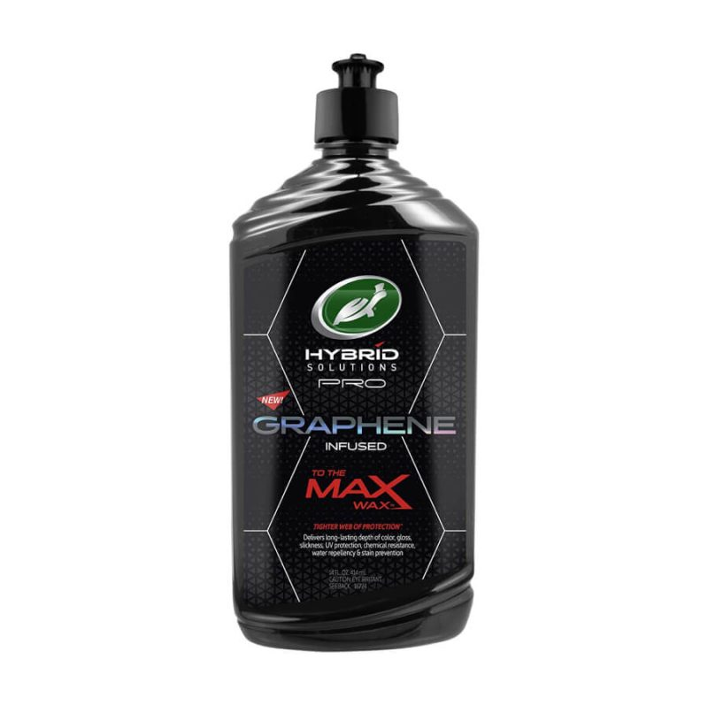 Turtle Hybrid Solutions To The Max Wax 414 ml