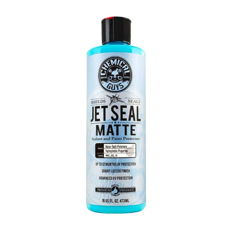 Chemical Guys Jetseal Matte Sealant Paint Protect 473 ml